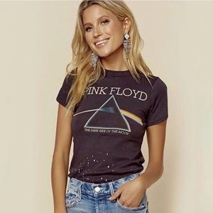 Chaser Pink Floyd Graphic Tee